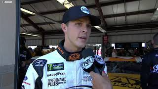 First Comments Back: Bayne Riding Confidence Booster Into Sonoma