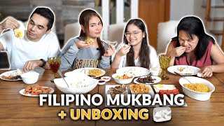 FILIPINO BREAKFAST MUKBANG + DIAMOND BUTTON!  | IVANA ALAWI