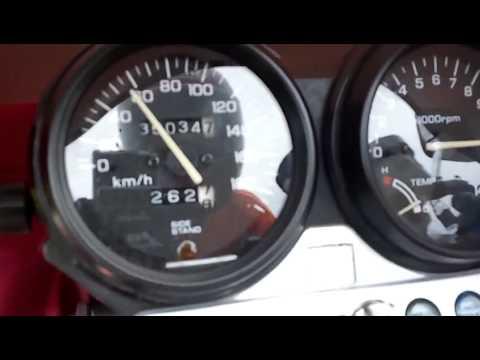 CB400SF NC31加速