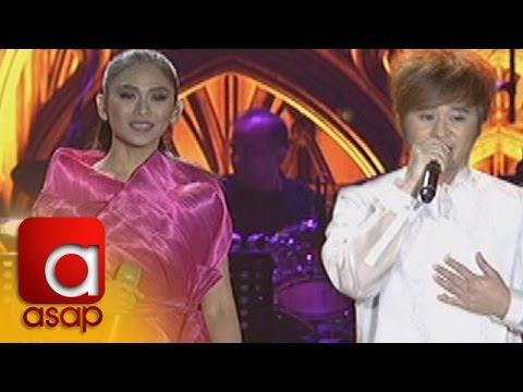 ASAP: Sarah Geronimo sings 'Sana'y Laging Magkapiling' with JC Regino