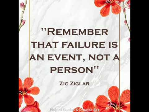 Quotes about Failure || Motivational quotes || Inspirational quotes || Quotes 4 EveryOne❤️