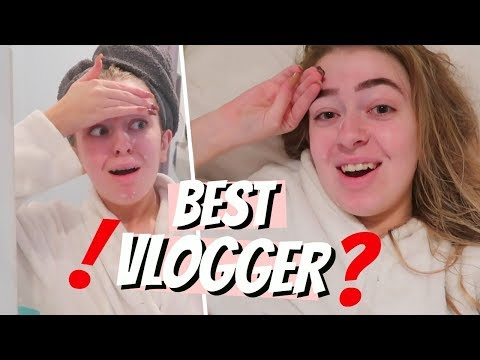 DYING MY EYEBROWS & IM NOMINATED FOR AN AWARD?!