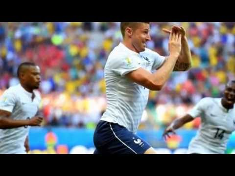 France vs Switzerland 5-2 All goals and Highlights France 5-2 Switzerland world cup 2014 hd