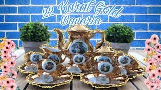Gold karat 22 waldershof bavaria germany handarbeit Bavaria Waldershof