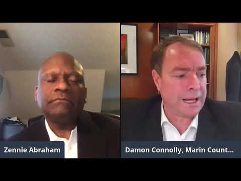 Damon Connolly - Marin County Supervisor On Metropolitan Transportation Commission And What It Does
