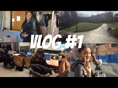 Day in the Life of a University Student // York University Vlog 1