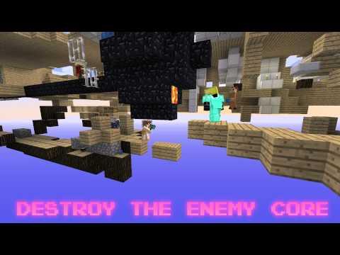 Minecraft - Airship Battle Launch Trailer!