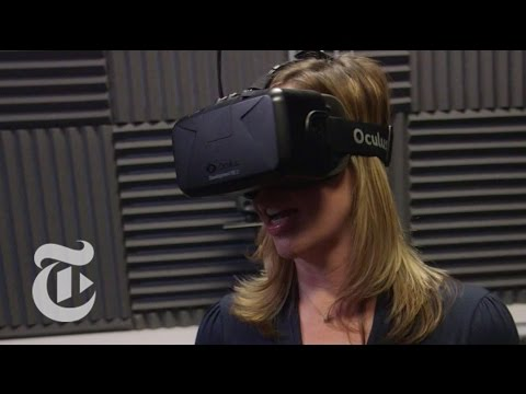 The Virtual Reality Content Race   Molly Wood   The New York Times
