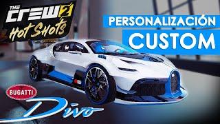 The Crew 2 Hot Shots | Bugatti Divo - Customization Personalización [MrJ1009]