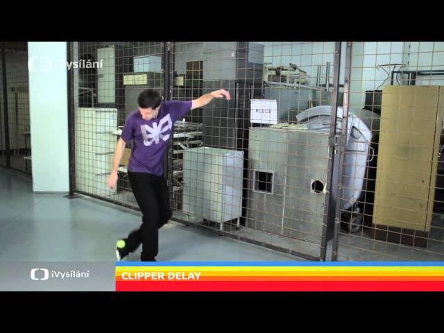 Jak na Footbag? Škola Hakisaku s Honzou Weberem | ČT:D