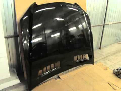 Как открыть замок капота Mercedes w140 (мерседес кабан) - YouTube