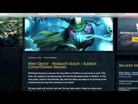 RSBANDBUpdate! 554 – Decrypting Nomad's Elegy