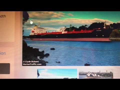 !AIS TRACK ALNIC MC! USS JOHN MCCAIN TARGETED!