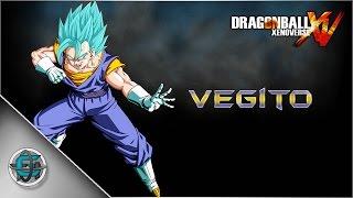 Dragon Ball Xenoverse - Character Creation: Super Saiyan God Super Saiyan Vegito