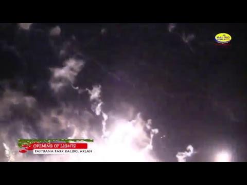 Kalibo Cable Live: Opening of lights Kalibo Aklan