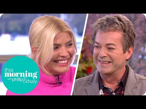 Holly and Phillip Struggle to Keep It Together During Innuendo Filled Interview | This Morning
