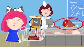 Новая серия! Смарта и продукты для борща - Смарта и чудо сумка - Мультсериал
