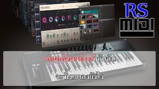 รักสามเศร้า : พริกไทย [ Karaoke คาราโอเกะ ]