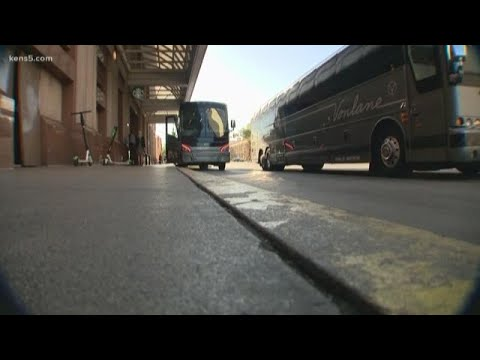 Luxury Bus Service Features Comfy Seats, WiFi On SA-Houston Route