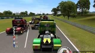 Formula Truck Simulator 2013 Gameplay (HUN)