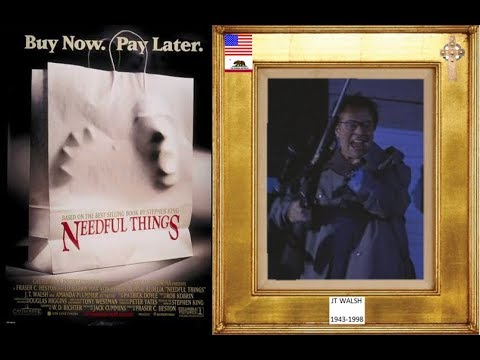 JT WALSH 19431998 needful things 1993