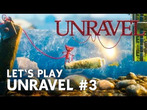 Let's Play Unravel #3 (deutsch)   Gameplay mit Yarny