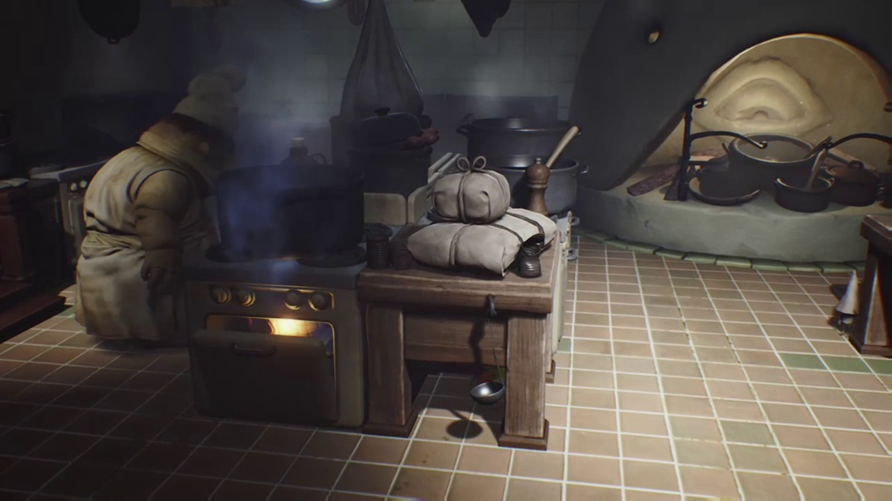 Kitchen Hand Little Nightmares