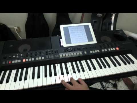 Song 138- Jehovah Is Your Name ( Beginners video tutorial for Piano)