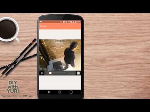 Turn your old smartphone into a security camera