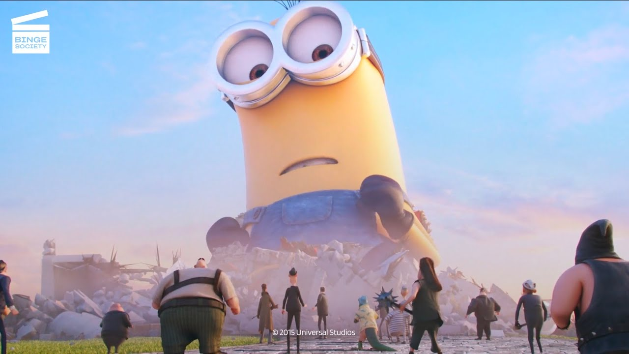 Download Minions: The Ultimate weapon HD CLIP