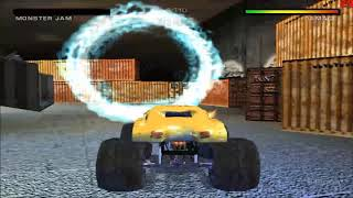 Monster Jam: Maximum Destruction Gameplay ... PC