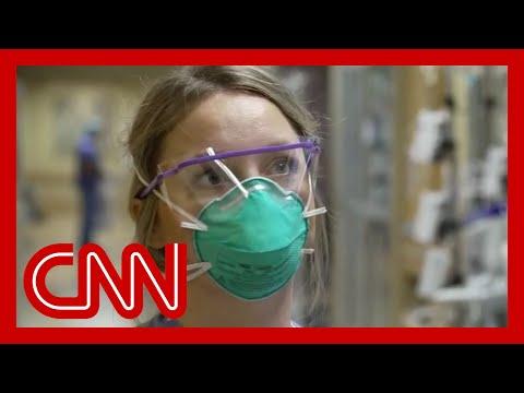 'It's destroying us': ICU nurse in Kentucky on Covid-19