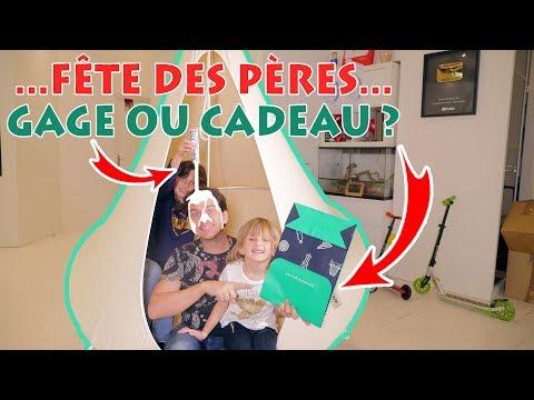 FÊTE DES PÈRES CHALLENGE • Un Cadeau ou Un Gage ? - Studio Bubble Tea