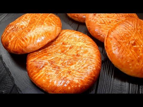 КАРАБАХСКАЯ КЯТА. Азербайджанская кухня, рецепт лепёшек из фильма