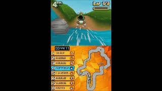 Cartoon Network Racing-Spiel Teil 5 schlecht racer (Nintendo DS versio kart Geschwindigkeit frisierte)