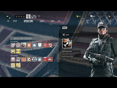 Rainbow Six: Siege Operators Bio's  Operator: Eliza