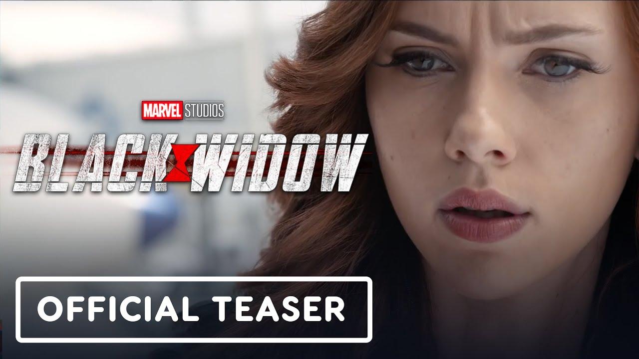 Download Marvel's Black Widow - Official Teaser Trailer (2021) Scarlett Johansson, Florence Pugh