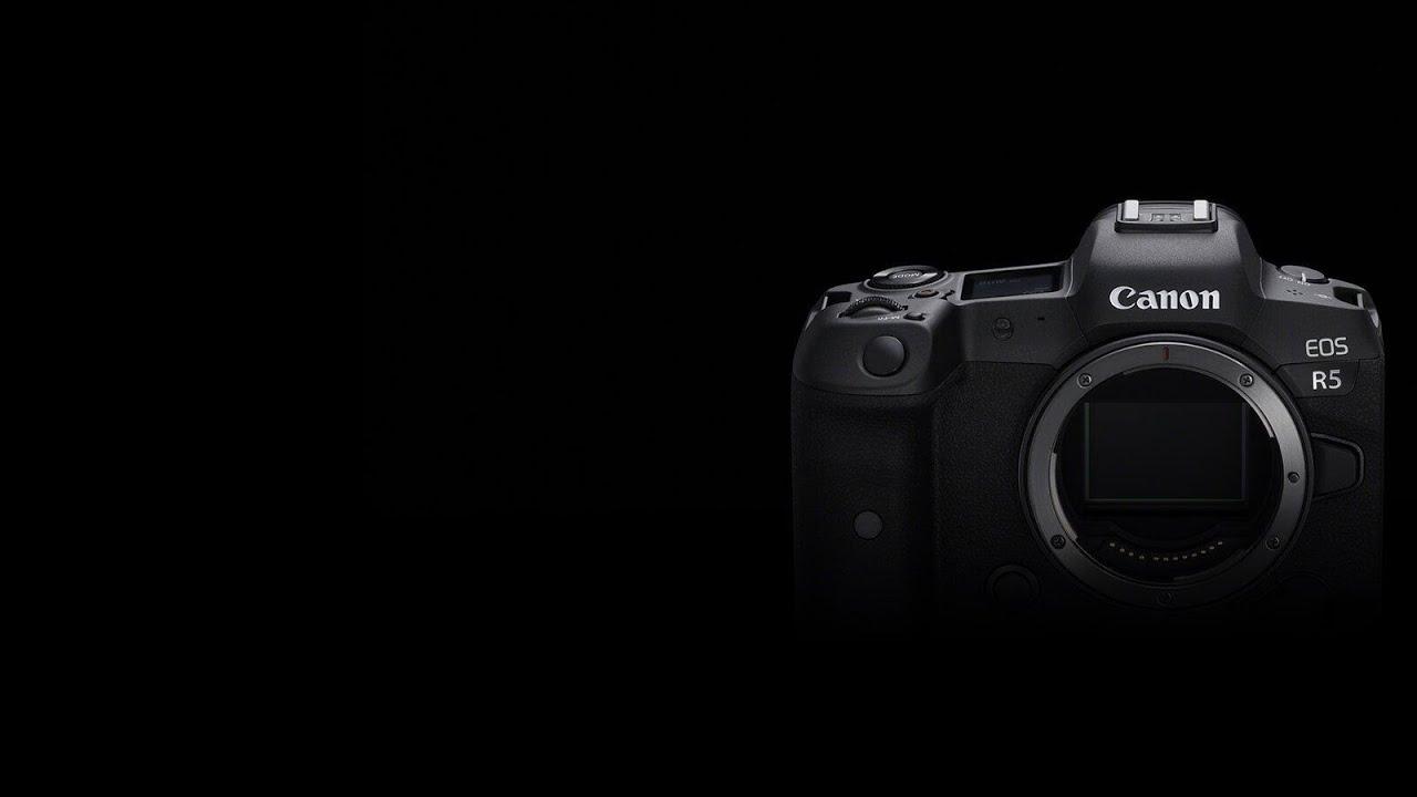 Canon EOS R5 - Das offizielle Teaser Video