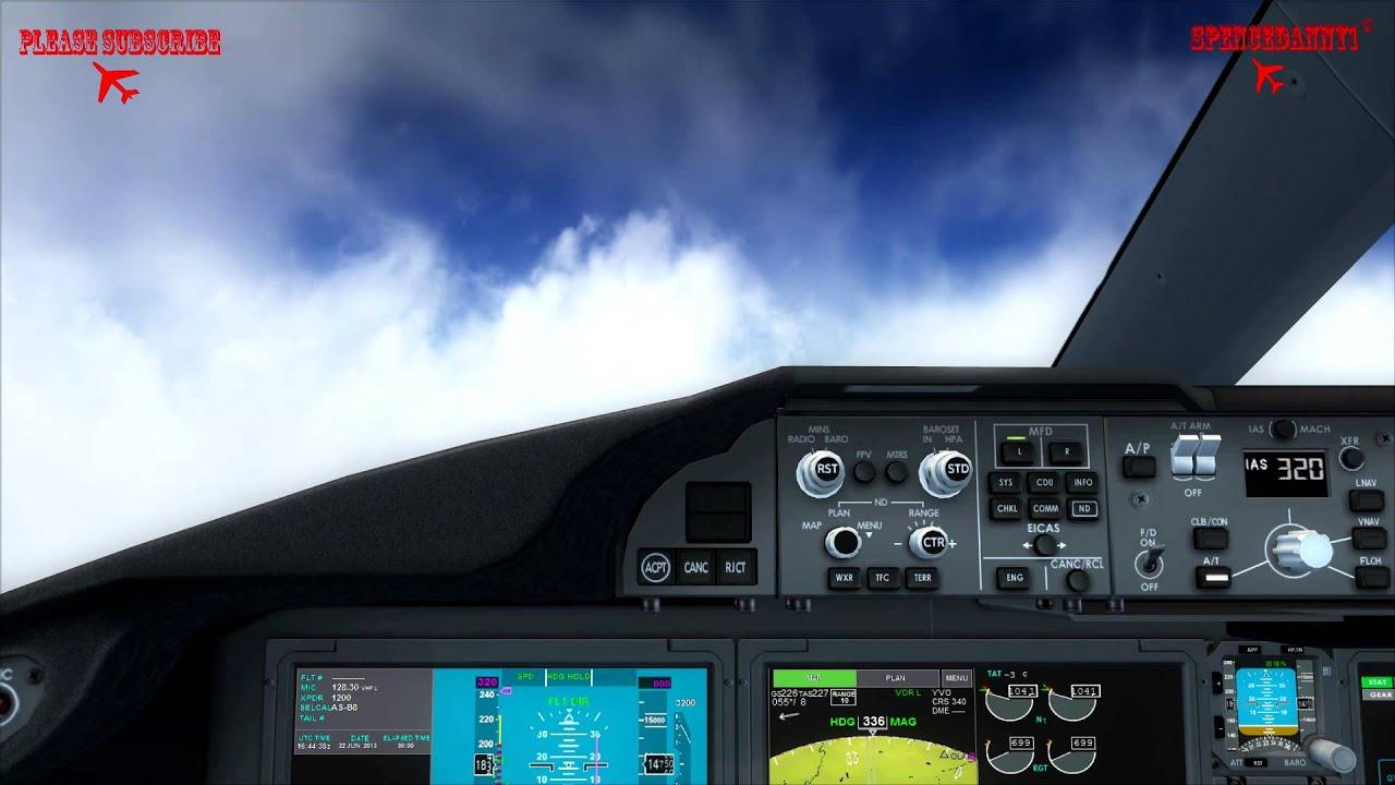 Майкрософт флай симулятор 2004 скачать самолеты