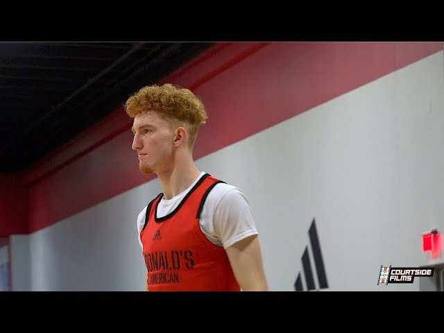 8ea9d473efe9 What they re saying about Arizona signees Nico Mannion and Josh Green at McDonald s  All-American practice - Arizona Desert Swarm