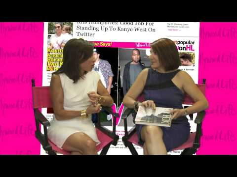 """Judge Jeanine Pirro's Talks """"Sly Fox"""", Tom Cruise Katie Holmes, Kardasians & Justin Beiber"""
