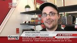 xavier espadana patisserie chocolaterie 30 rue nicolas leblanc 59000 lille à  lille tv