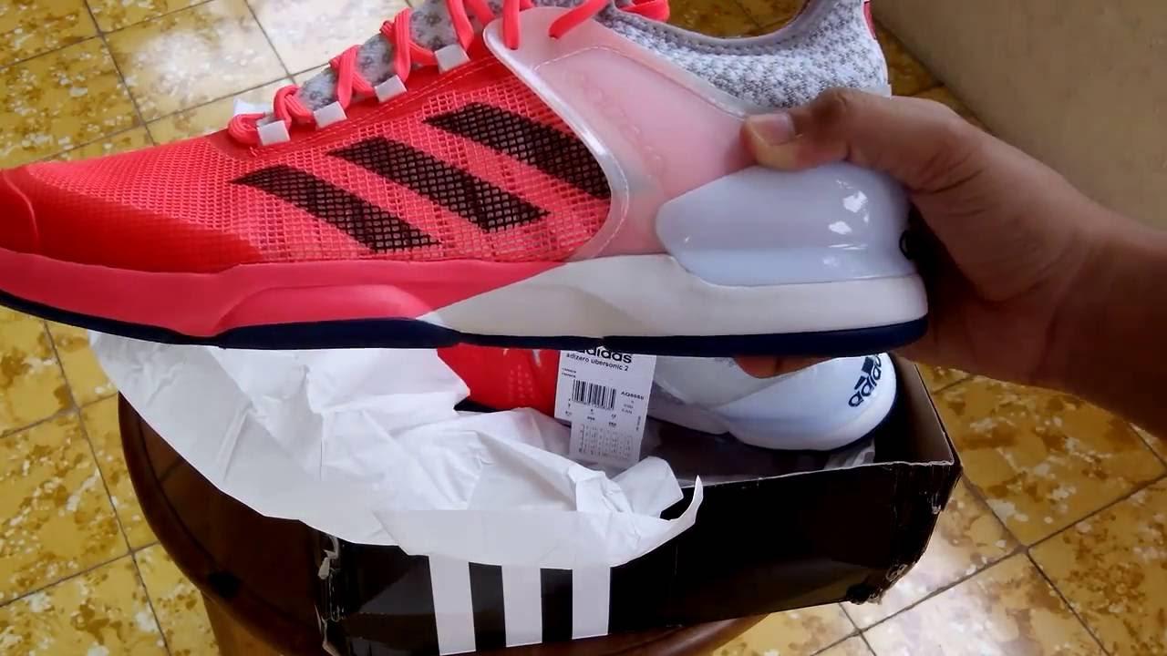 zapatillas adidas adizero ubersonic