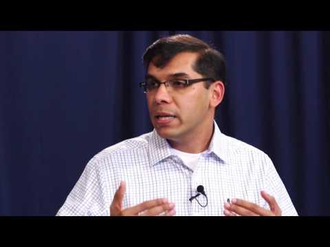 Roopesh Varier American Express Interview 04/16/16 Data Science Speaker