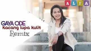 "Download JOGET ""KACANG LUPA KULIT (GAYA ODE) REMIX BOZ ALFA"