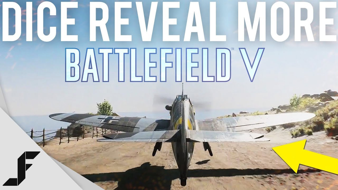 DICE Reveal More Battlefield 5