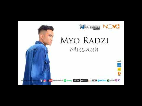 Myo Radzi - Musnah  ( Official Liric Video )