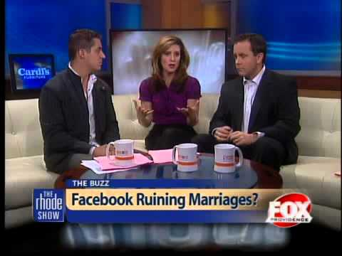 The Buzz: Facebook ruining marriages?