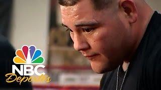 Andy Ruiz quiere poner su nombre en lo más alto del Boxeo | Boxeo | NBC Deportes
