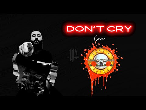 Guns N' Roses – Don't Cry (Cover) Solo